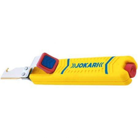 Jokari J10280 kábelkés 8-28mm kampós pengével Secura No.28H