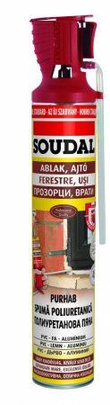 PURHAB SOUDAL Genius Gun fejjel 750 ML Futárszolgálattal nem szállítható!