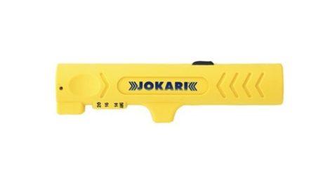 Jokari J30140 kábelcsupaszító lapos kábelhez max.12mm (0,8-2,5mm2) Strip No.14