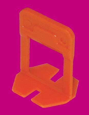 Burkolatszintező talp extra, 10-22 mm laphoz - 2 mm